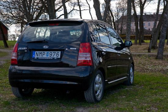 KIA Picanto 1.1 CRDI EX Sport