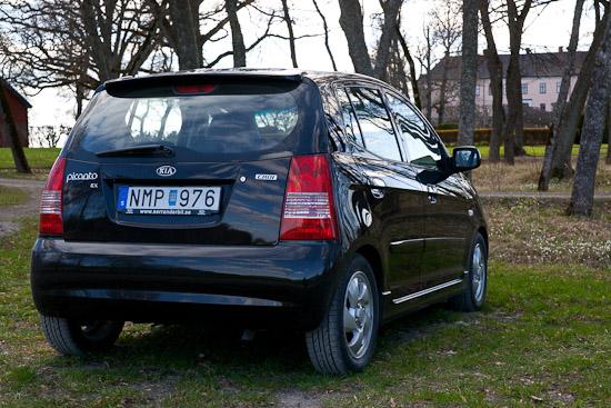KIA Picanto 1.1 CRDI EX Sport -07