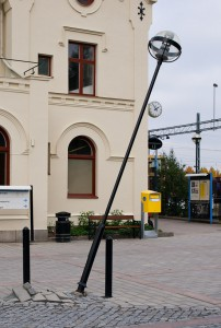 Terroristattack i Enköping