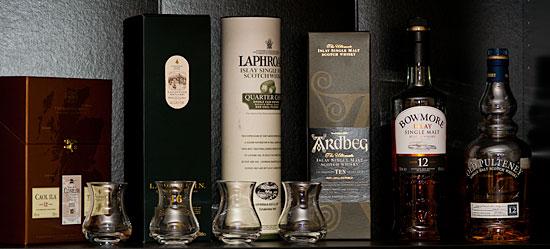 Min lilla Whiskysamling