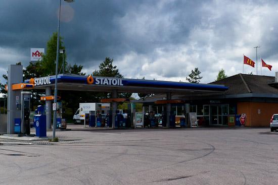 Statoil Malmvägen