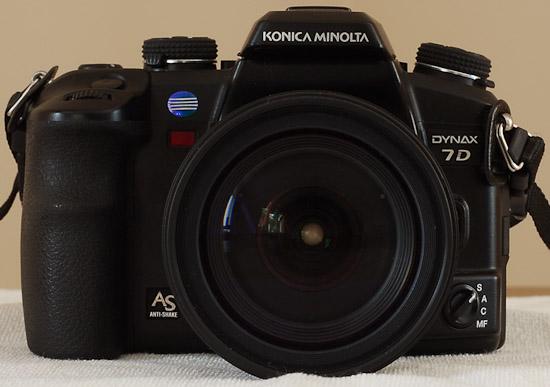 Grundkurs om systemkameran och foto
