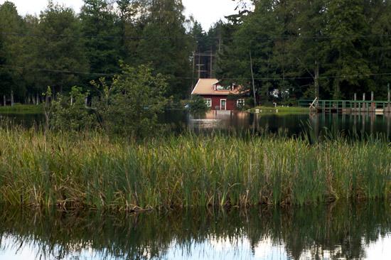 Synvillan utanför Laxå