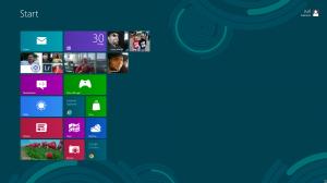 Det nya gränssnittet Metro i Windows 8