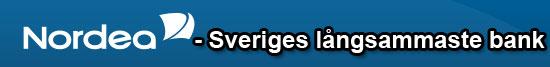 Fortsatta problem med Nordeas Internetbank