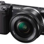 Sony NEX-5R är en kompakt systemkamera