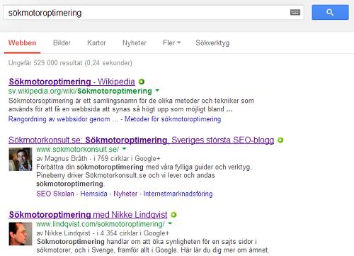 Magnus och Nikke toppar Google efter WikiPedia