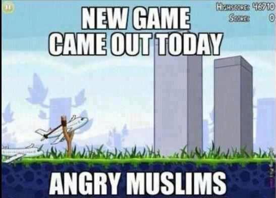 Nya spelet Angry Muslims