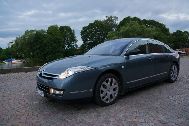 Citroën C6 2.7 V6 HDi Exclusive -07
