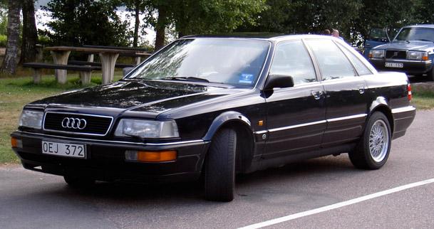 Audi V8 -89