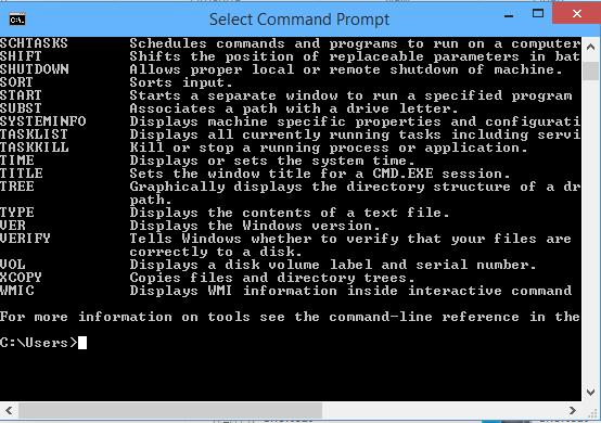 Kopiera och klistra in med kortkommandon i konsolen