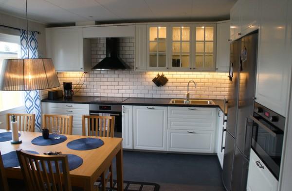 Vårt nya IKEA-kök