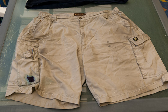 Praktiska och sexiga shorts av senaste snittet
