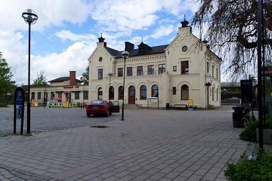 Enköpings tågstation