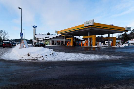 Bränslepriserna är senaste nytt