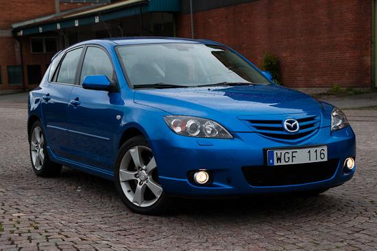 Fruns nya bil - en Mazda 3 2.0 -05