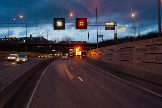 Hur lätt är det att planera för trafikolyckor?