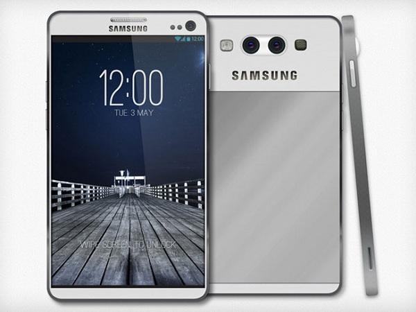 Samsung Galaxy S4 introduceras 14 mars