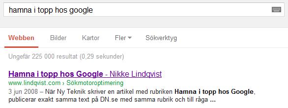 Lindqvist - Kungen av SEO