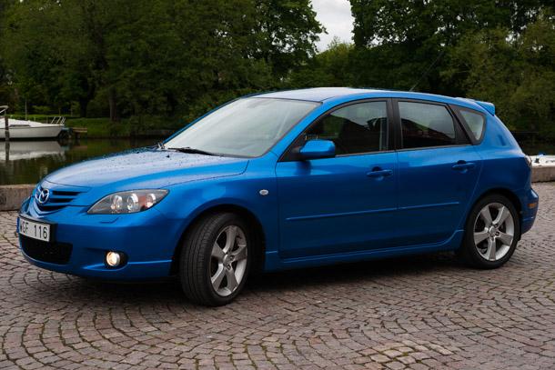 Mazda är japanskt och håller hög kvalité