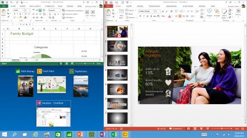 Windows 10 får bättre Snapfunktioner