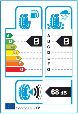 EU-märkning av däck