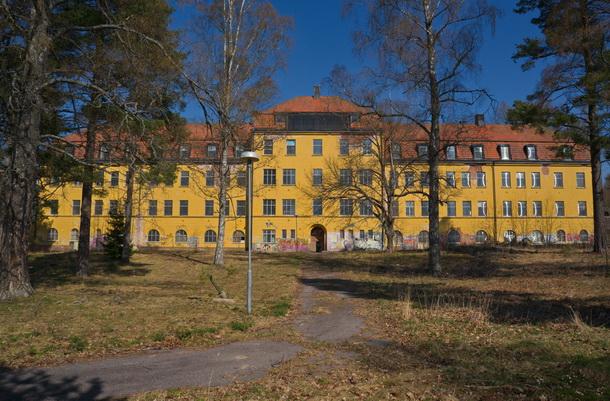 Solbacka sanatorium