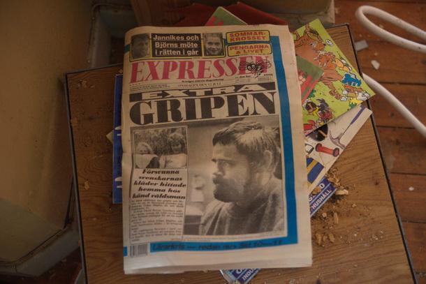 Expressen från 1989